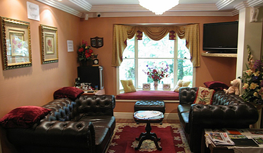 Reception, Guest Lounge